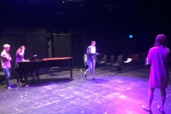 Rehearsing @RBC LABCredit: Daniel Blanco Albert